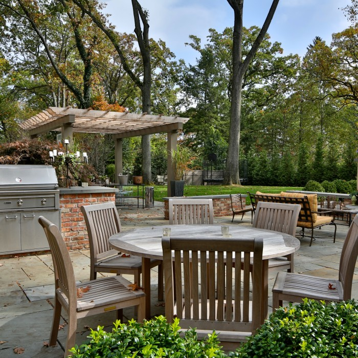 Landscape Design By The Todd Group Inc.