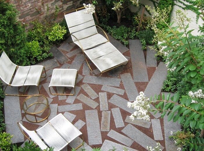 Landscape Installation by the Todd Group Inc.