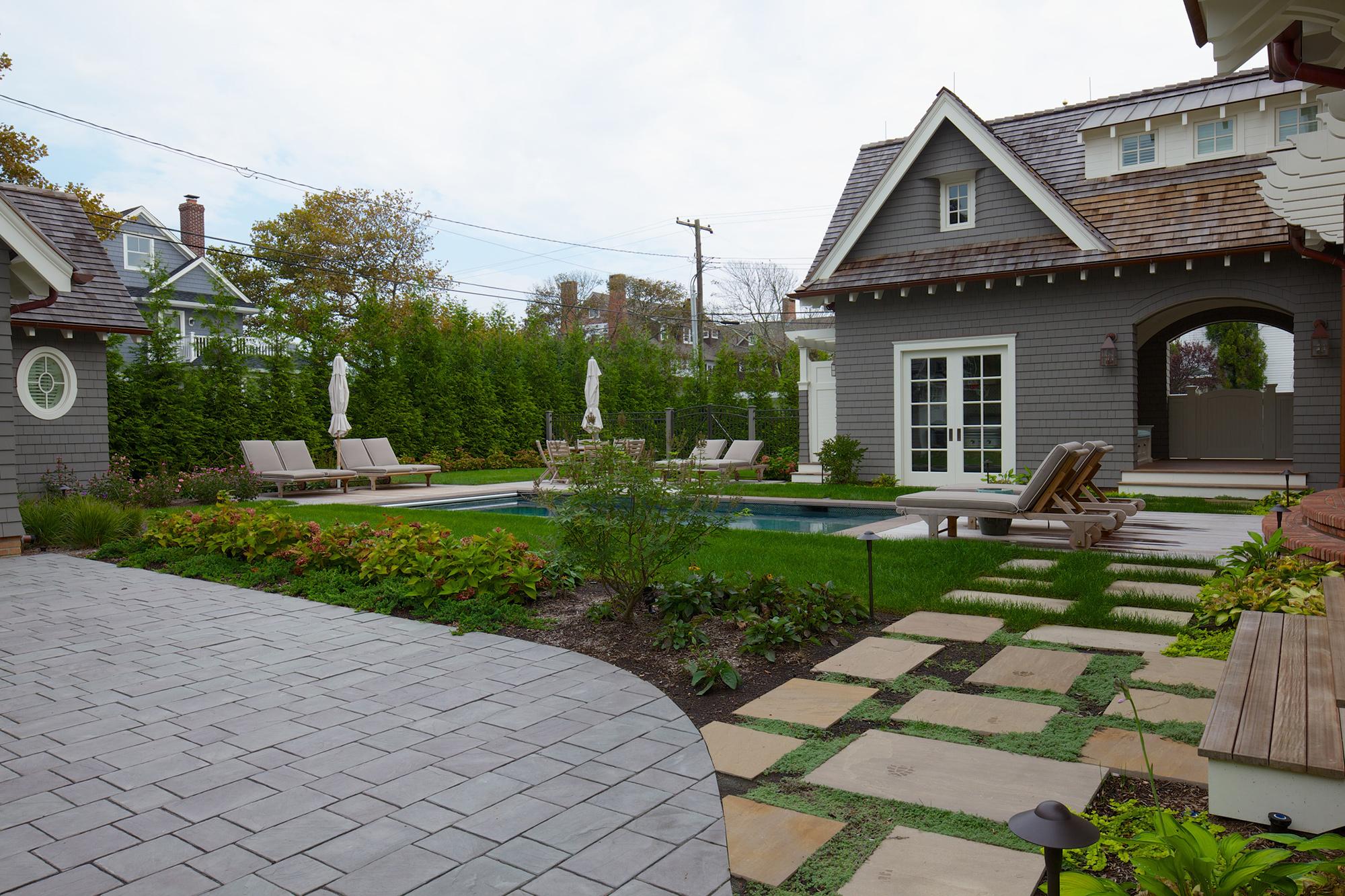 Shoretown Paradise - Jersey Shore Landscape Design