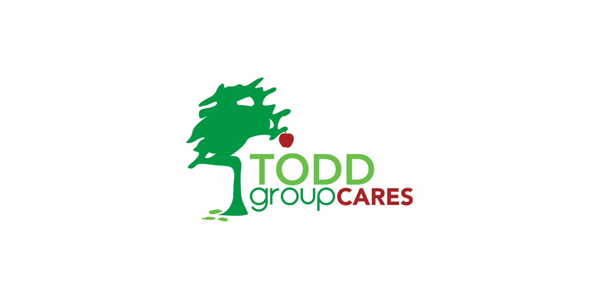 The Todd Group Cares Logo